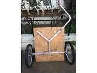 Y Bicycle Trailer