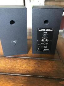 Fostex PM0.3d Speakers