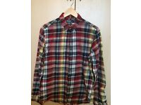 Ralph Lauren Checked slim fit medium