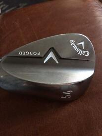 Callaway V Forged 54 degree wedge