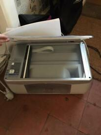 HP Scanner and Printer - full working order