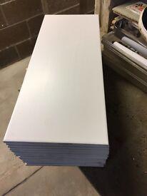 Vitra cream/ white tiles