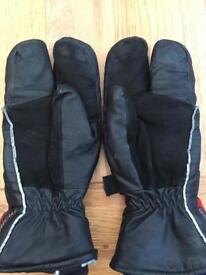 Hein Gericke Motorbike Lobster Gloves