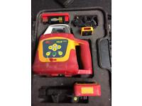 Pacific laser systems rotary laser level