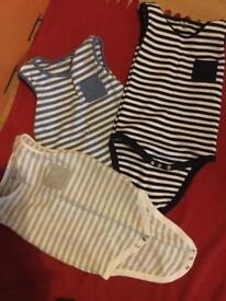 Baby boys vests