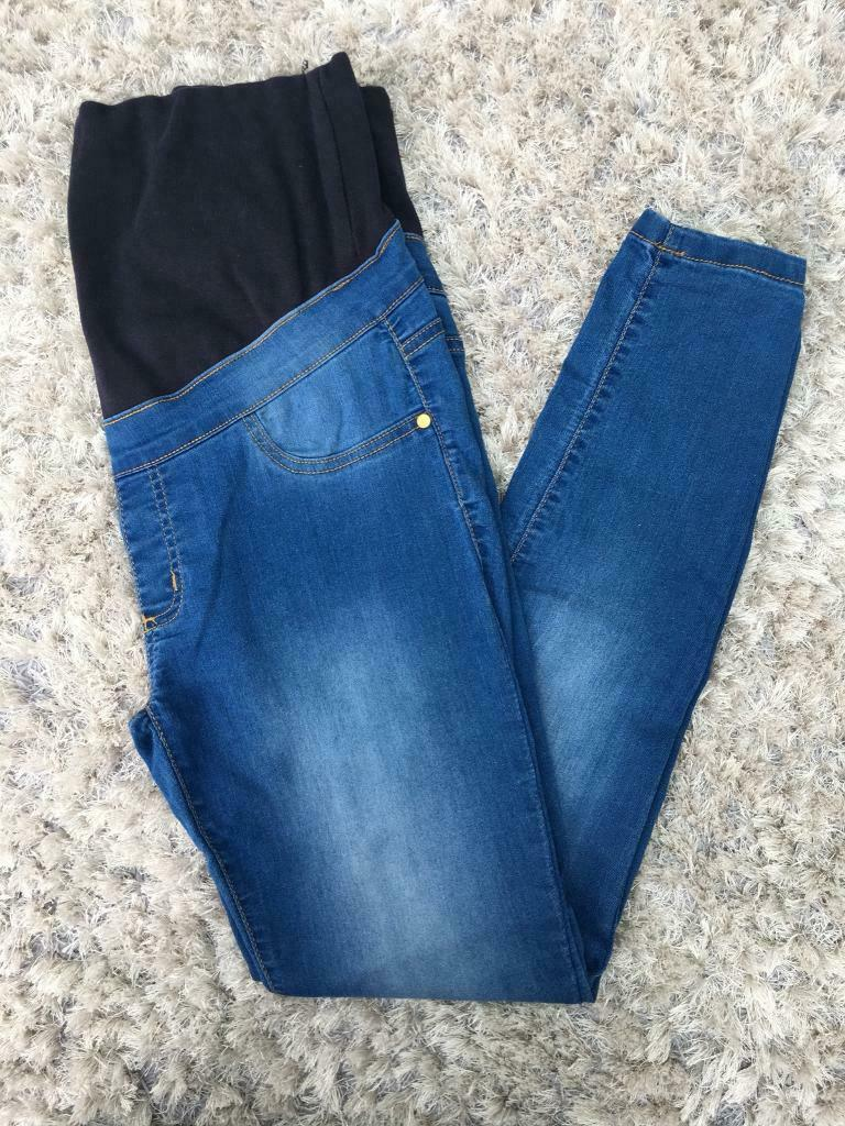12227607917c7 Boohoo Maternity Jeans size 8   in Bridgend   Gumtree
