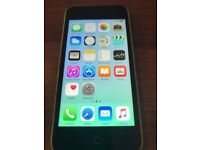 APPLE IPHONE 5C 16GB MOBILE (UNLOCKED)(GOOD CONDITION)