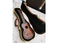 vintage 1940/50s Gibson soprano ukulele