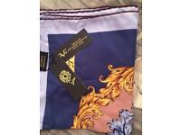 New Versace scarf authentic 100% silk