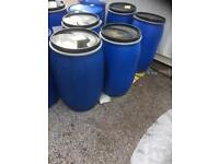 200l water drum container