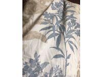 Laura Ashley Double Duvet matching pillow cases