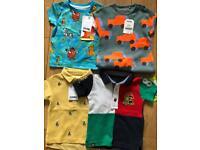 BNWT baby boys Next 3-6 month clothes bundle