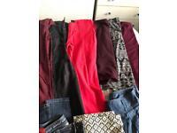 Large bundle of women's clothes 12-14