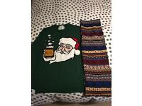 Ugly Christmas sweater - free to a good home