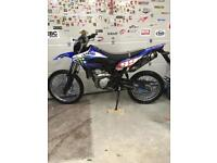 Yamaha wr 125 2015 878 miles from new