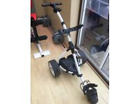 Motocaddy electric golf trolly S1