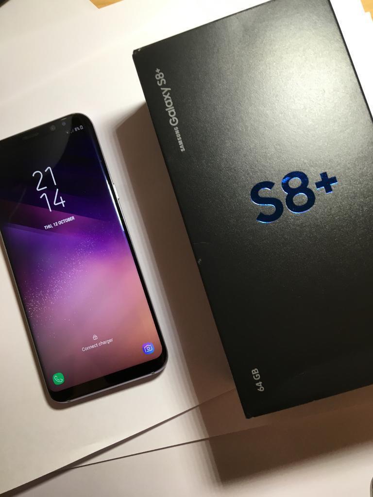 Samsung Galaxy s8 plus EE