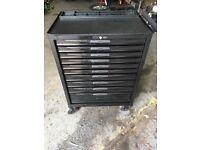 Teng 10 drawer tool box
