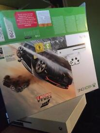 Xbox one 1TB + 5 games + 1 controller