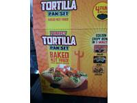 Tortilla bake set