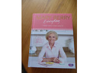 Mary Berry & Hairy Bikers Cookery Books