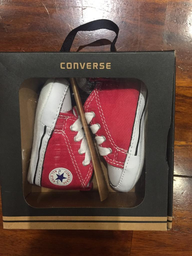9150435c307 Baby Converse size 1
