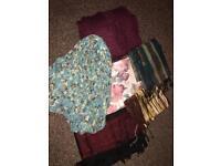 6 scarf