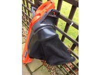 Flymo garden leaf bower/vacuum