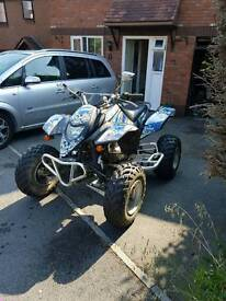 Road legal quadzilla 300