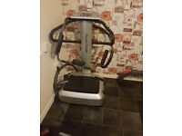 Power trainer vibration plate !