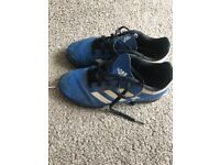 Adidas Kids Astro Turf Trainers, size UK 13