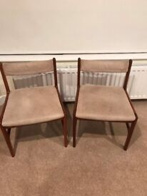 McIntosh Dining Room Chairs x 8