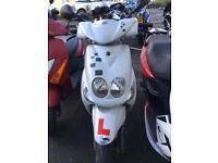 Yamaha Neos 4 50cc Moped
