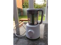 Philips AVENT baby Food Blender and steamer