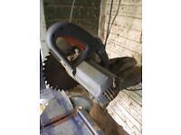 230v sliding / mitre / cross cut saw