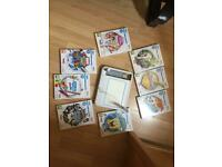 Wii draw with 8 games