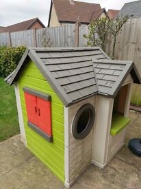 Smoby Wendy House - Great Colour (not faded)