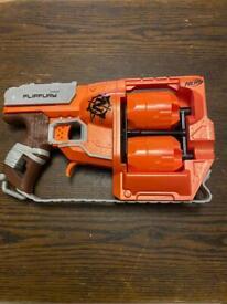 Nerf Gun Flip Fury