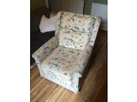 Free Comfortable reading armchair