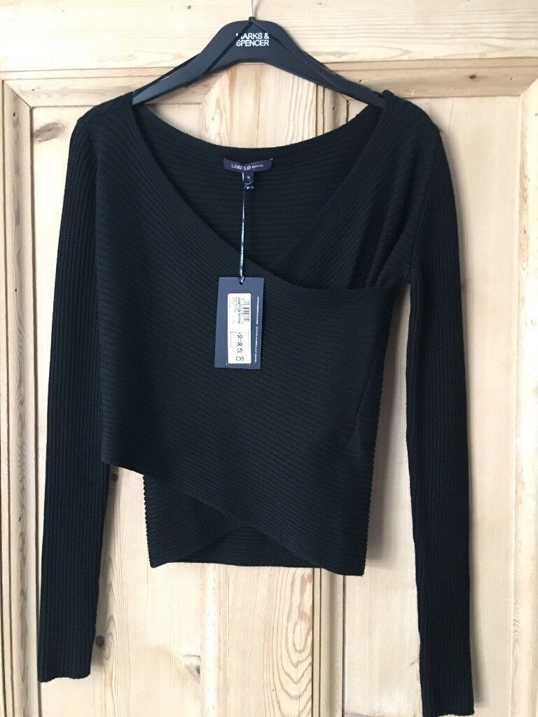 M&S Limited Collection jumper size 10 brand new