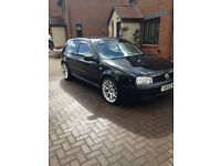 Golf GTI 2ltr 02 reg 13 month mot 117.000 mls loads of xtra a very clean car new alloys and tyres
