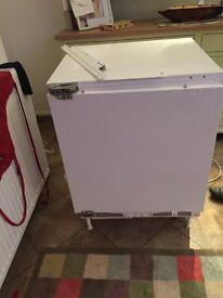 Undercounted freezer