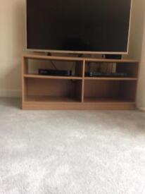 Oak effect TV Stand