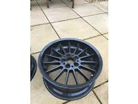BMW Style 32 18 inch alloy wheels