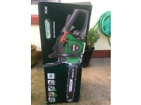 Qualcast PC40 Chainsaw - **ONLY USED TWICE**