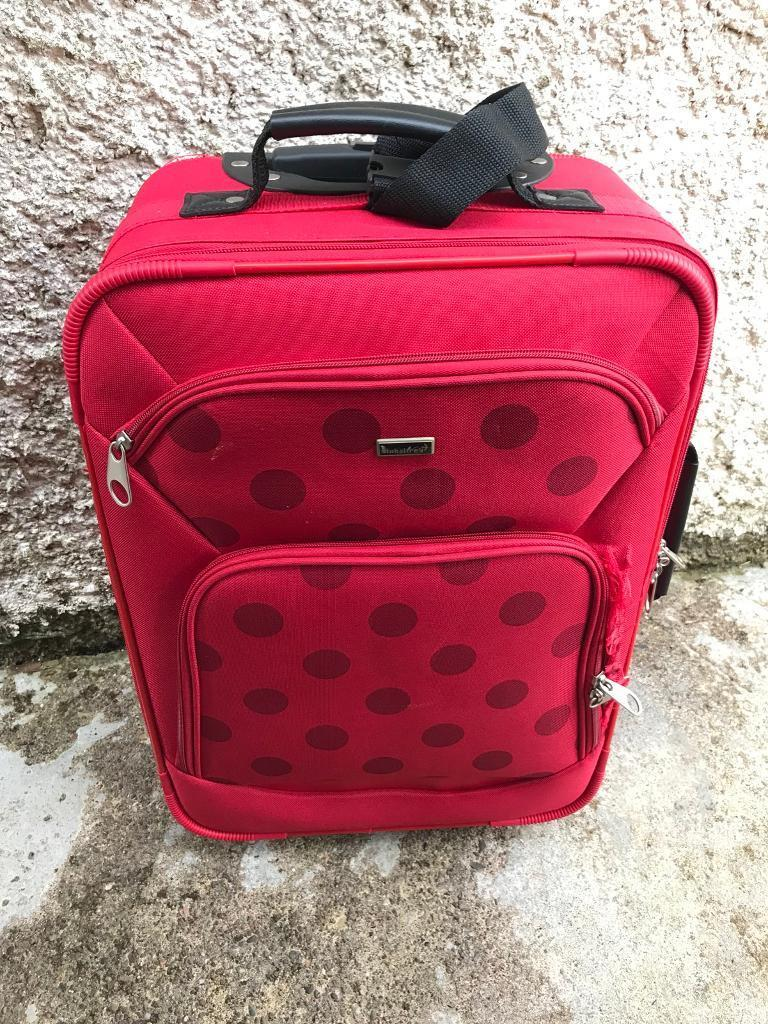 Travel case - hand luggage - used for Ryanair / easyJet etc