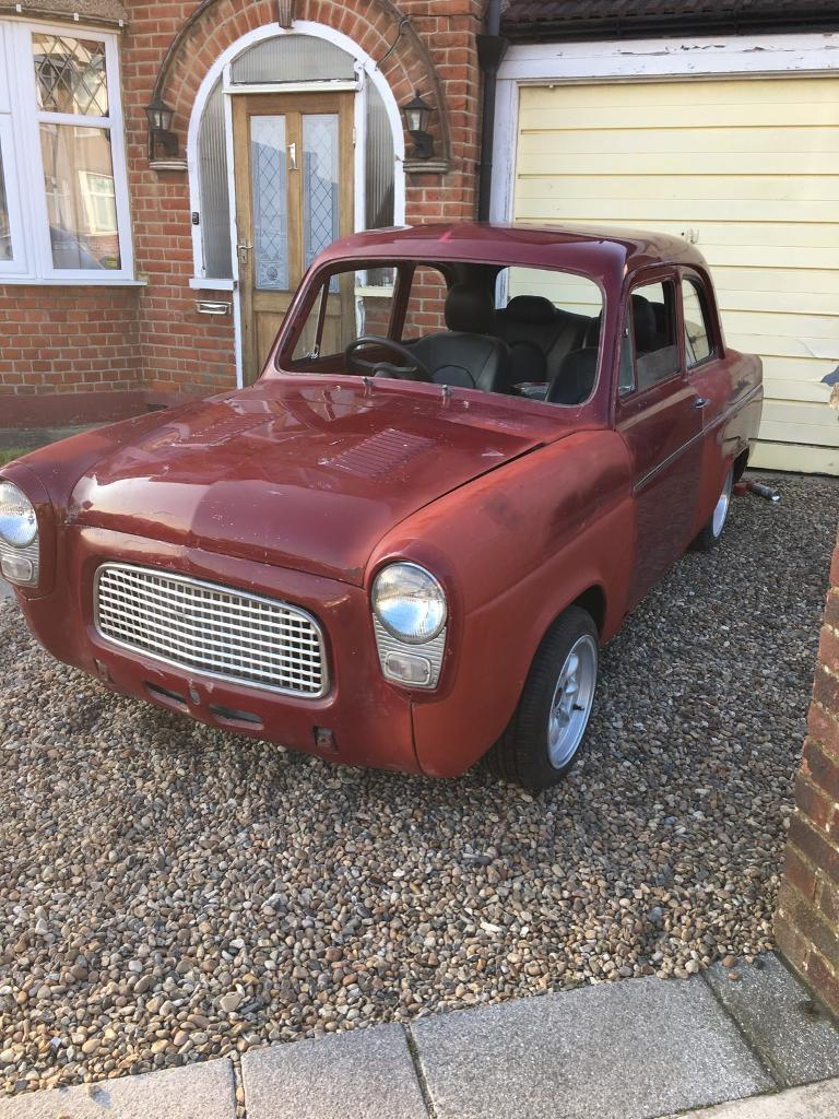 Ford 100e cosworth powered unfinished project | in Harrow, London | Gumtree