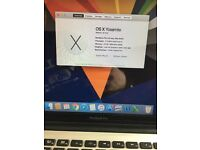 13-Inch MacBook Pro (16GB RAM and 2.5GHz Processor) For Sale