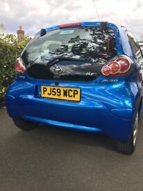Perfect condition car with low mileage and is very economic to run