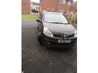 Renault clio sports tourer 1.5dci .. 30 a year tax